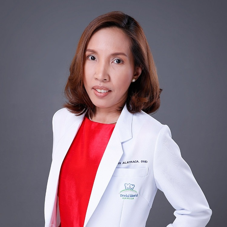 Dr. Mary Ann Alatraca - Operations Manager | Dental World Manila