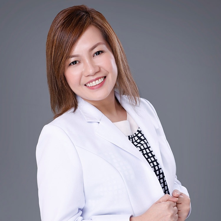 Dr. Cristine Joy Benson - Associate Dentist | Dental World Manila