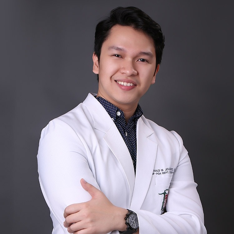Dr. Ronald Joaquico - Associate Dentist | Dental World Manila
