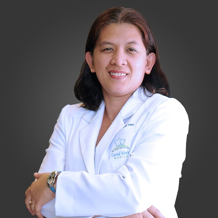 Dr. Analiza Samia-Mirasol - Associate Dentist | Dental World Manila