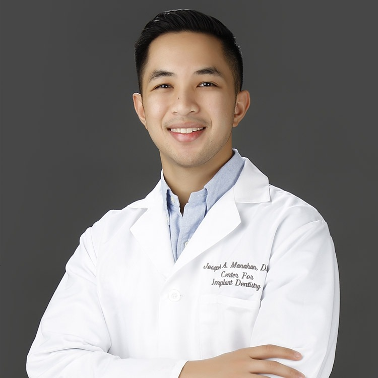 Dr. Joseph Anthony Manahan - Associate Dentist