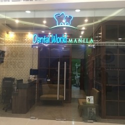 dental-world-manila-sm-mall-of-asia-facade
