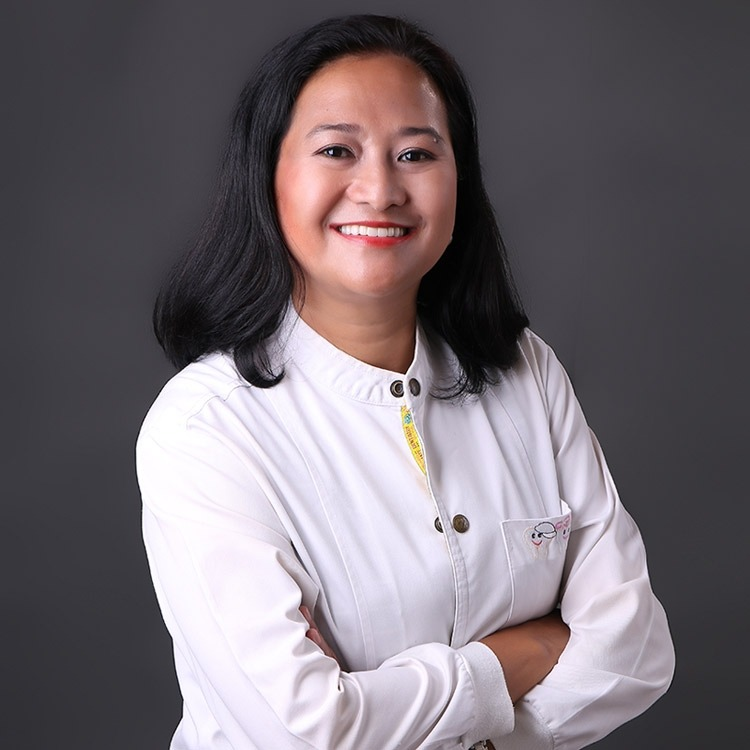 Dr. Irma Medrano - Associate Dentist | Dental World Manila